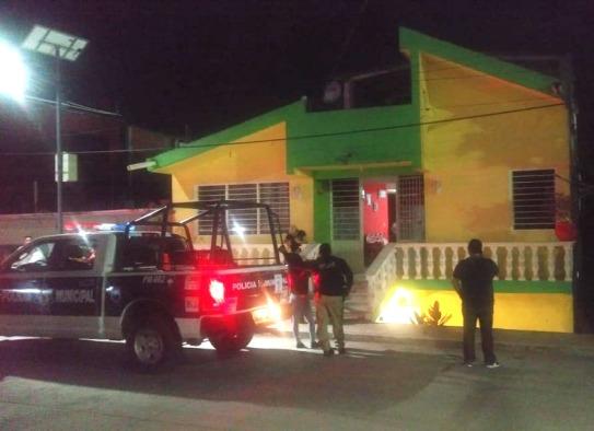 Asegura Fiscal+¡a armas y cartuchos durante cateo en Palenque (5)